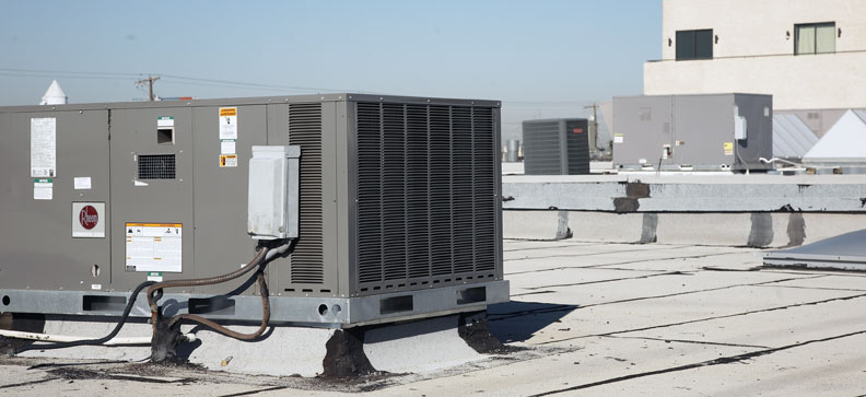 Commercial Hvac Installations In Dfw Perry Hvac